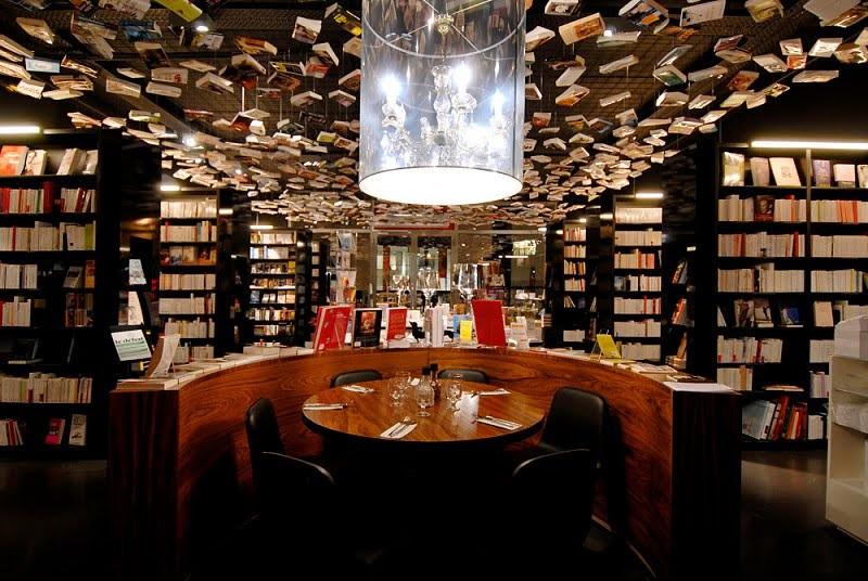 Cook & Book - Bruxelas, Bélgica (Foto: Reprodução)
