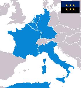 Mapa da organização
