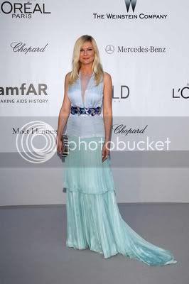 amfAR Gala 2012 Red Carpet Fashion Style
