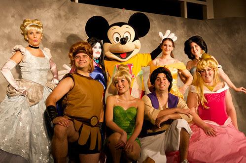 San Diego Comic-Con 2009 MASQUERADE - DISNEY