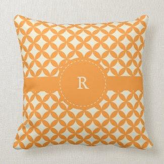 Modern Monogram Pillow mojo_throwpillow