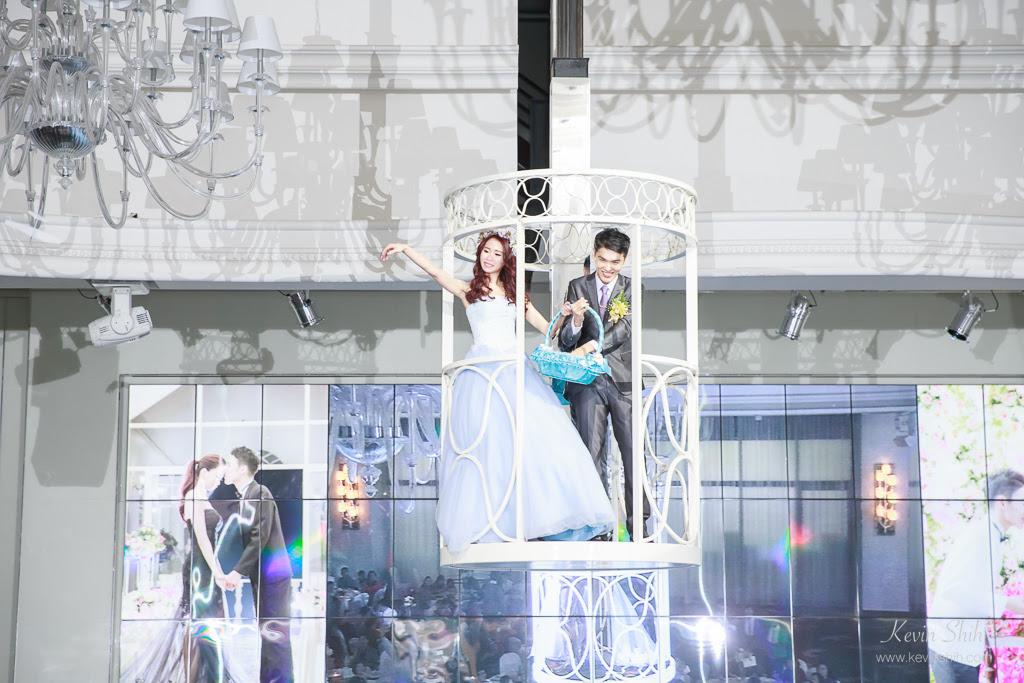 林酒店全球廳婚宴-17