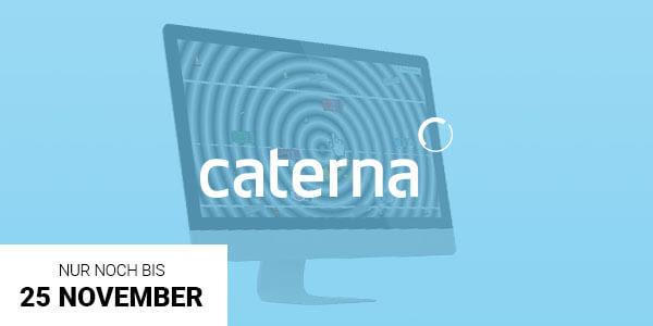 Noch bis Sonntag I Caterna beendet Finanzierungskampagne