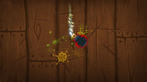 fruit ninja bombs game