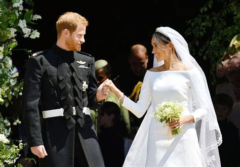 First Photos of Meghan Markle and Prince Harry as