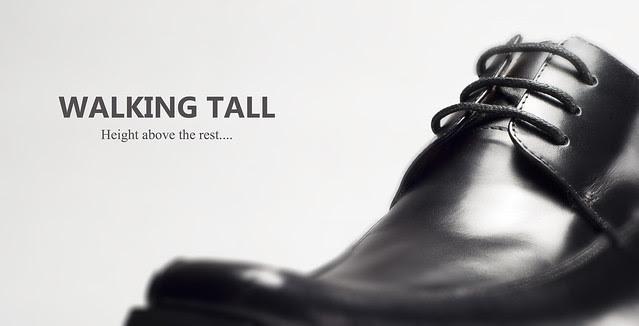 Walking Tall - Close Up