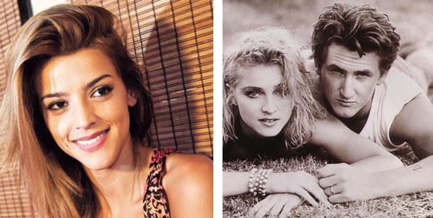 Dicen que Sean Penn volvió con Madonna: ¿Qué hacemos con Calu Rivero?