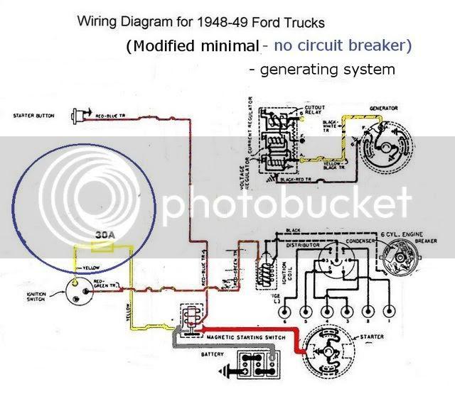 1951 Ford F5 Wiring Diagram Wiring Diagram Motor Motor Frankmotors Es