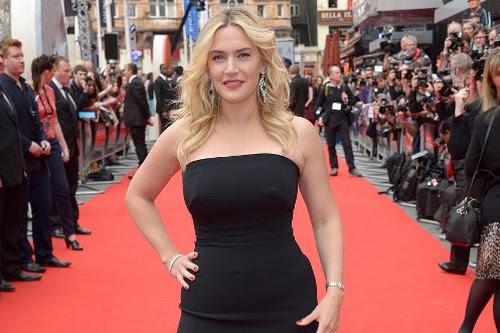 Britain Divergent Premiere