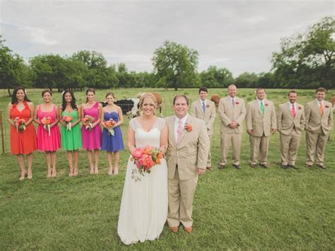 Matt Cammie's fiesta themed wedding at Howell Family Farms