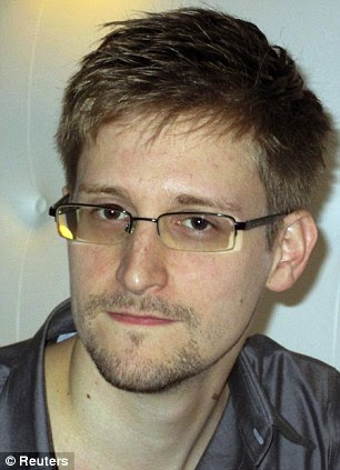 Whistleblower: Edward Snowden, a 29-year-old former CIA technical assistant, revealed he had passed classified information on Prism to the media and then fled to Hong Kong