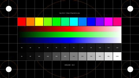 Related Keywords & Suggestions for monitor color test pattern