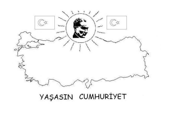 23 Nisan Atatürk Boyama Gazetesujin