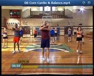 Core Cardio & Balance Videos