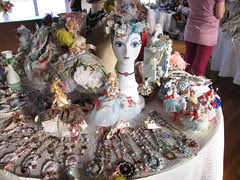 Artistic Affaire: Dolly Belle's Booth!