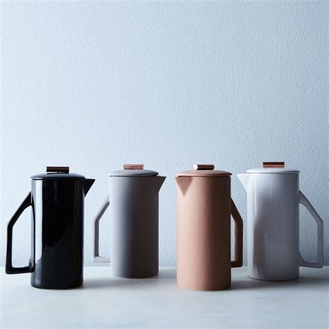 Ceramic French Press on Food52