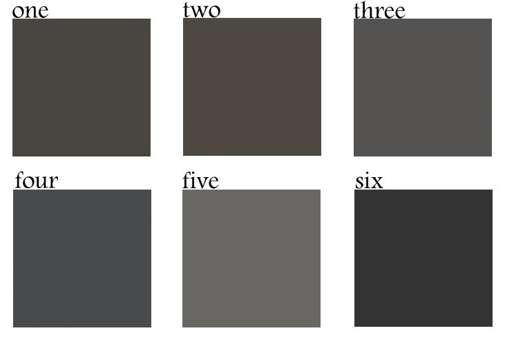best dark paint colors2