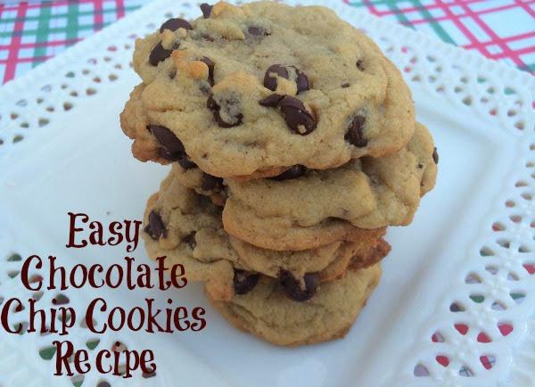 Easy Chocolate Chip Cookies Recipe - NEPA Mom