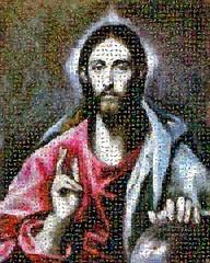El Greco's Christ