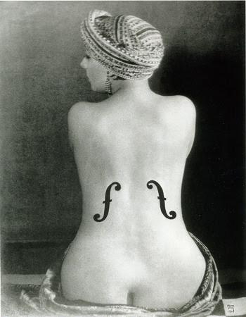 EL violín de Ingres
