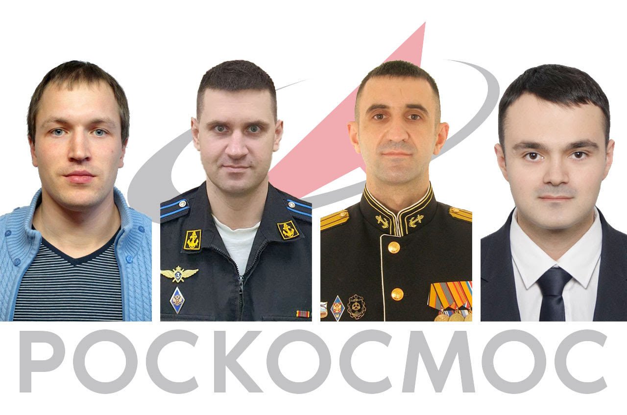 Roscosmos selects four new candidates, all men, to begin cosmonaut training