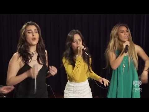 fifth harmony acustiche con flex e work from home, video