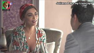 Juliana Paes sensual nas novelas O Astro e Dona do Pedaço