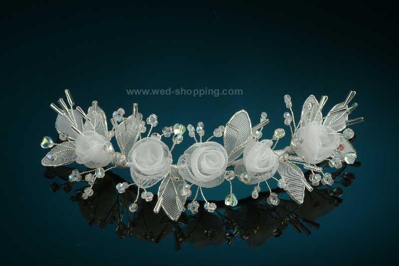Fabric tiara S1018