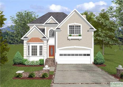 European Houseplans - Home Design APS-