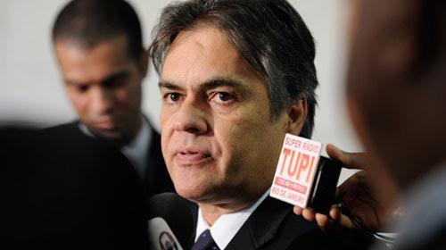 Agência Senado - Senador Cássio Cunha Lima (PSDB-PB)