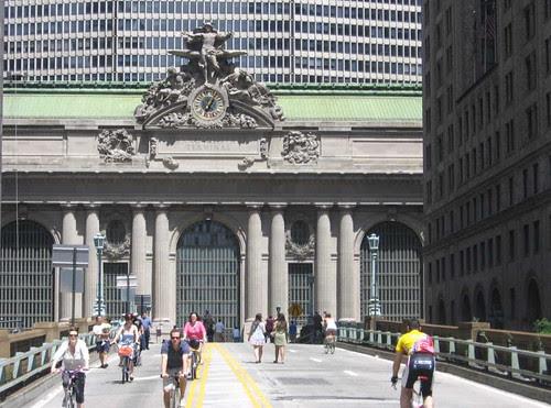 South facade, Grand Central Terminal