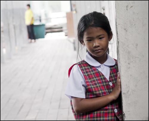 Koh Panyee Schoolgirl
