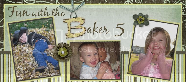 Fun With the Baker 5