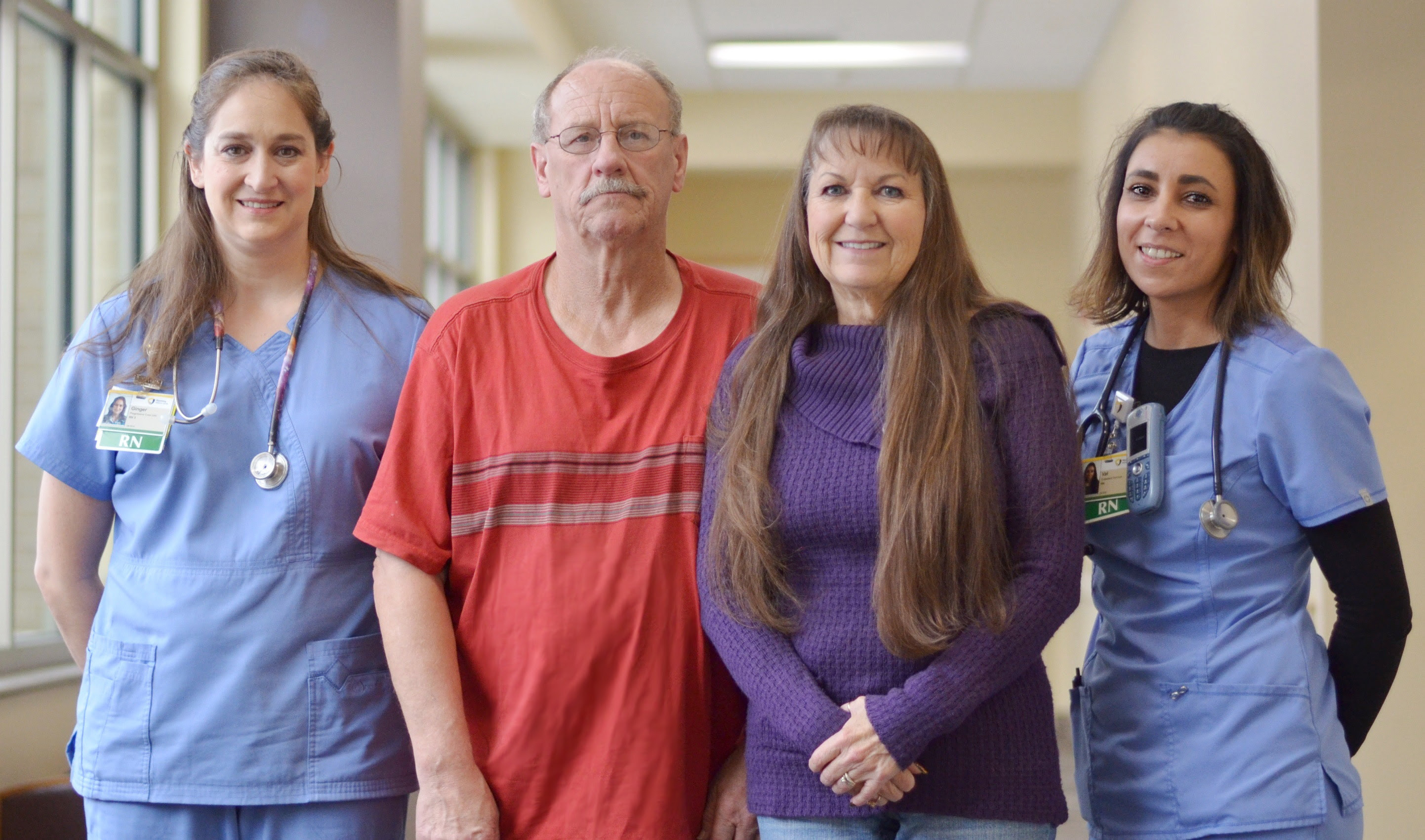 Right place, right time: Three WMC employees help revive ...