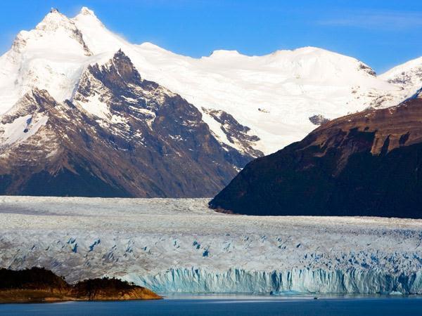 1. Le Glacier Perito Moreno, en Argentine