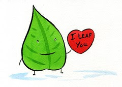 I Leaf You