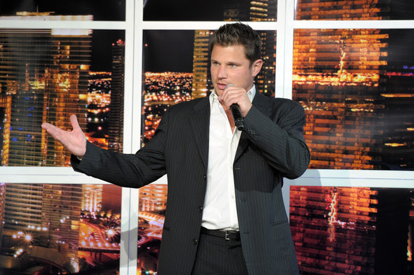 Nick Lachey Nick Lachey attends Club SI Swimsuit hosted by Vanity at Vanity Nightclub at The Hard Rock Hotel and Casino on February 17, 2011 in Las Vegas, Nevada.