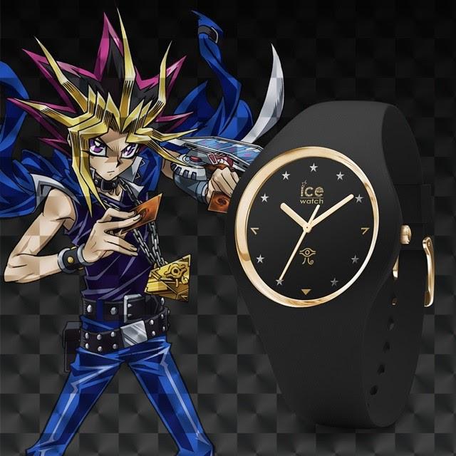 Ice Watch Membuka Pre-Order Jam Tangan Yu-Gi Oh! Duel Monster oleh - seputaryugioh.xyz