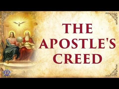Methodist Hymn: The Apostles Creed