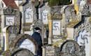 'Jews are France', says Emmanuel Macron after 107 Jewish graves  desecrated in anti-Semitic attack