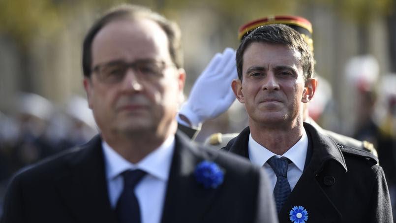 Manuel Valls s'est dit «prêt» à se présenter face à François Hollande à la primaire de la gauche.
