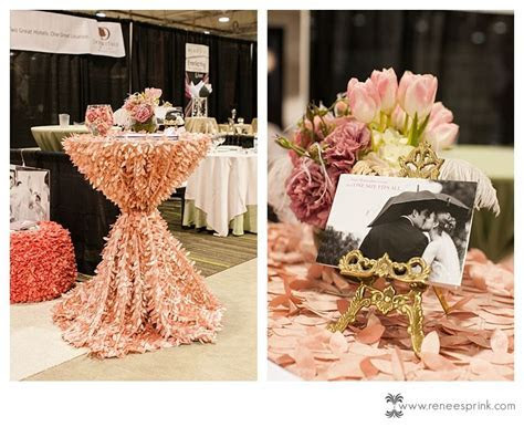 My booth at the Southern Bridal Show Booth   Wedding Expo