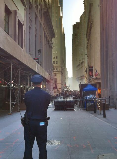 Gotham: Wall Street