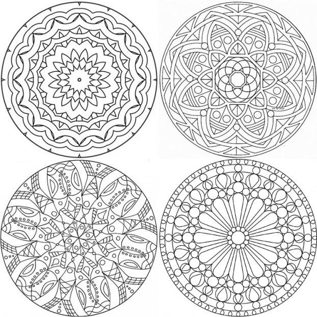 Cuál Es La Gracia De Pintar Mandalas Los Beneficios De Una Técnica