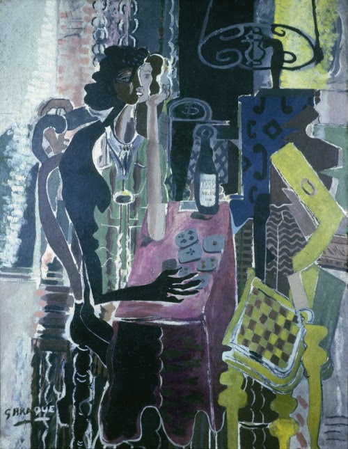 Patience - Georges Braque, 1942