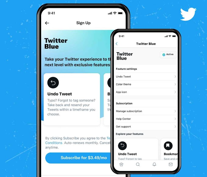 Twitter blue, twitter's subscription offer, is now official: here's what it offers