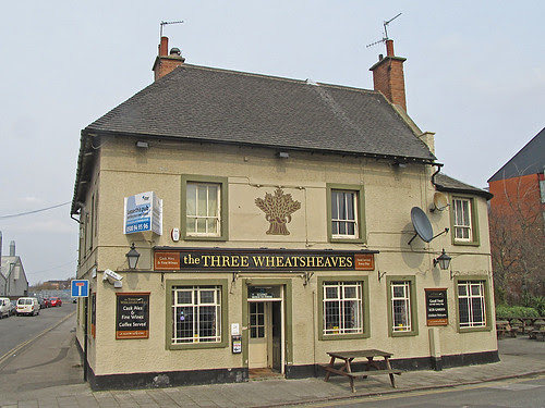 Three Wheatsheaves, Derby Road