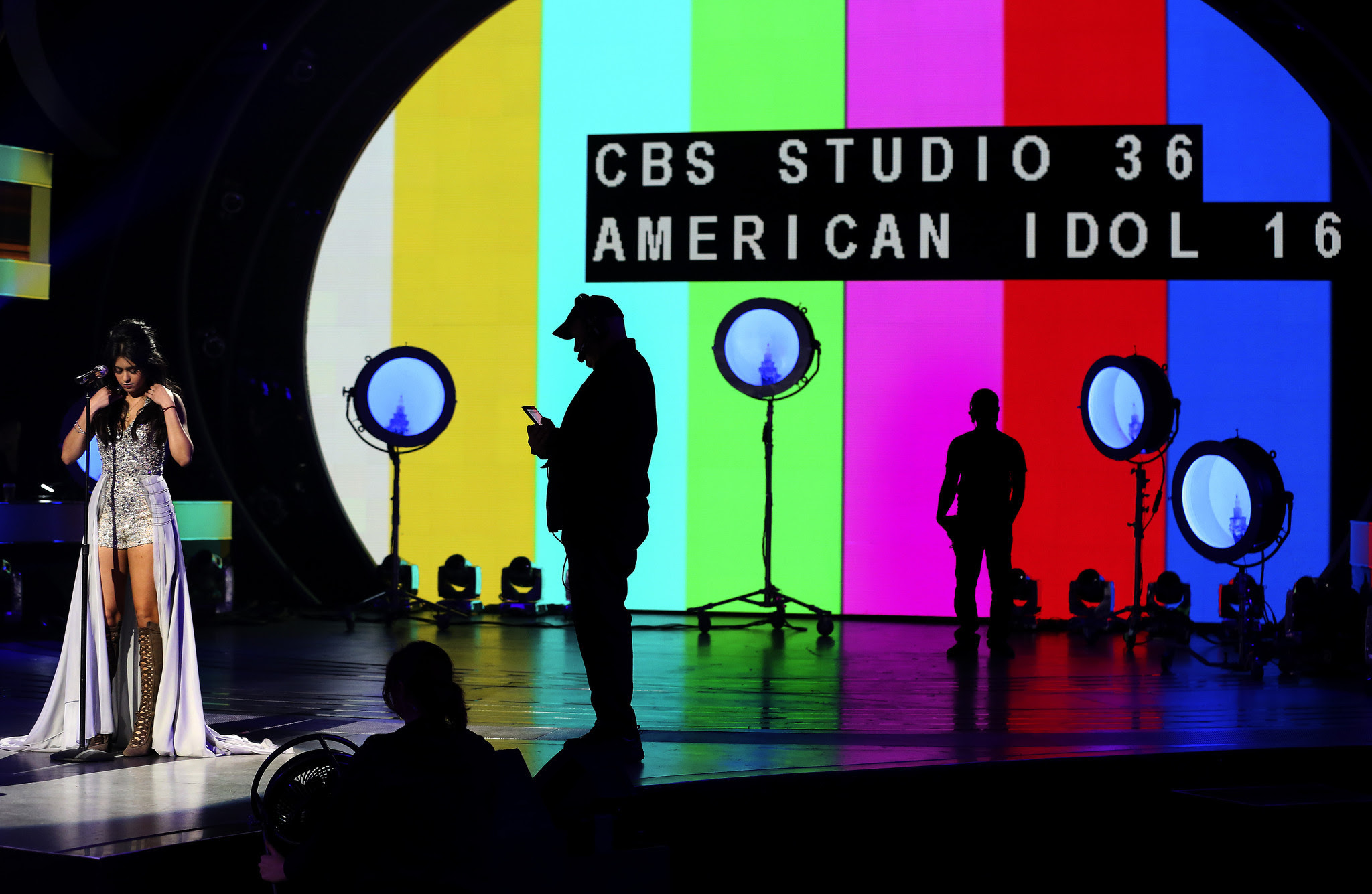 A behindthescenes peek as `American Idol¿ tunes up for its final bow LA Times