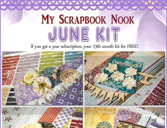 Nook June Kit!