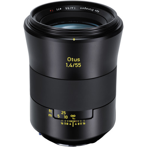 Zeiss 55mm f/1.4 Otus Distagon T* Lens